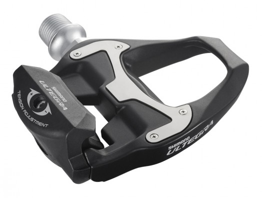 Pedály Shimano SPD SL PD6700 Ultegra Carbon