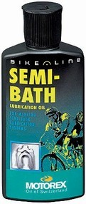 SEMI BATH MOTOREX-100ml