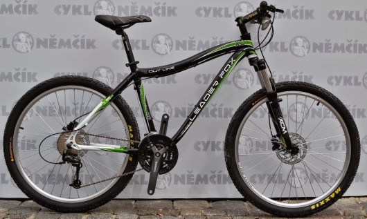 Kolo Leader Fox Out Line Deore 27speed disc