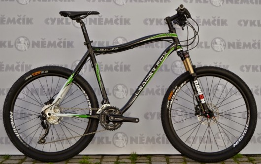 Kolo Leader Fox OUT LINE SLX Raidon 2013