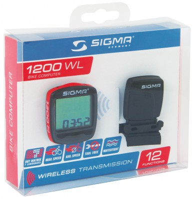 Tachometr SIGMA BASELINE 1200 WIRELESS