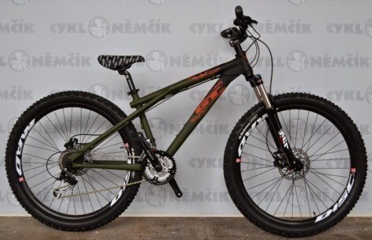 Kolo GT Chucker Freeride 8 mechanic