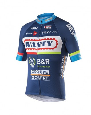 Cyklistický dres Kalas Race Edition/ Wanty Groupe Gobert