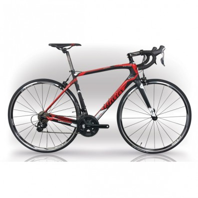 Kolo Wilier GTR TEAM+SH Ultegra 6800+SH RS10 carbon/red