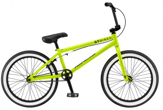 "Kolo GT PERFORMER 20,5"", NEON YELLOW"