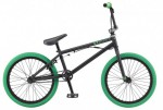 "Kolo GT SLAMMER 20"", SATIN BLACK/GREEN"