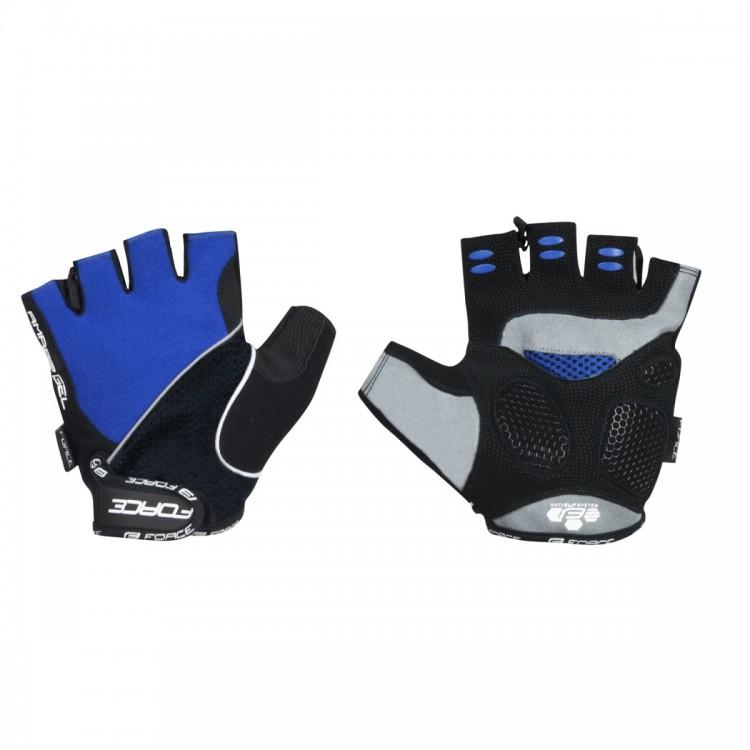 d6c0d18a94b Cyklistické rukavice FORCE AMARA gel