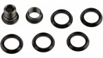 Spacers (Qty 5) and Hidden Bolt/Nut kit for CX1 Chainring
