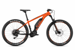 Kolo GHOST HYBRIDE Kato S3.7+ orange / black - Výprodej
