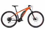 Kolo GHOST HYBRIDE Kato S3.9 orange / black - Výprodej