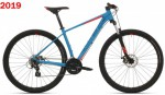 Kolo SUPERIOR XC 819 Matte Petrol Blue/Neon Red
