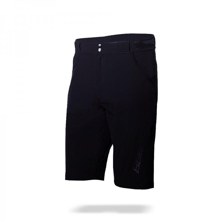 Cyklistické kalhoty krátké BBB BBW-310 Element černé kraťasy ... 4a5a146b54