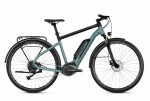 Ebike Square Trekking B1.8 - River Blue / Jet Black