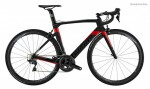 Kolo WILIER CENTO1AIR 2019 + SH 105 +RS100 Black-Red