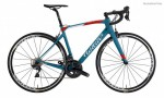 Kolo WILIER CENTO1NDR Disc+105 Disc+RS170 blue-red