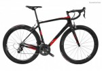 Kolo WILIER GTR SL 17+ULTEGRA+FORCE SP 55 carbon red